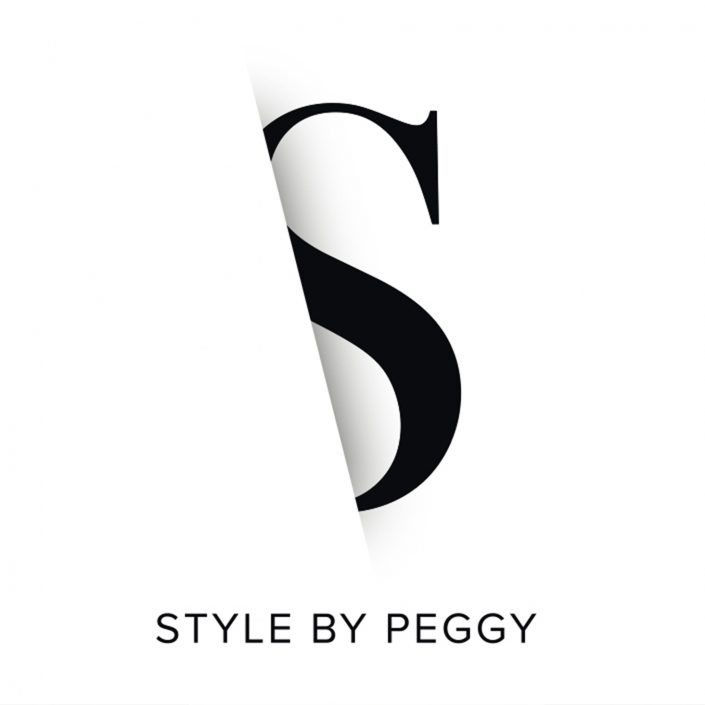 Logo for hair salon Style by Peggy